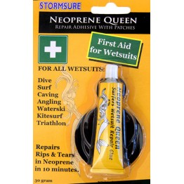 Stormsure Neoprene Queen Wader & Wetsuit Repair Kit