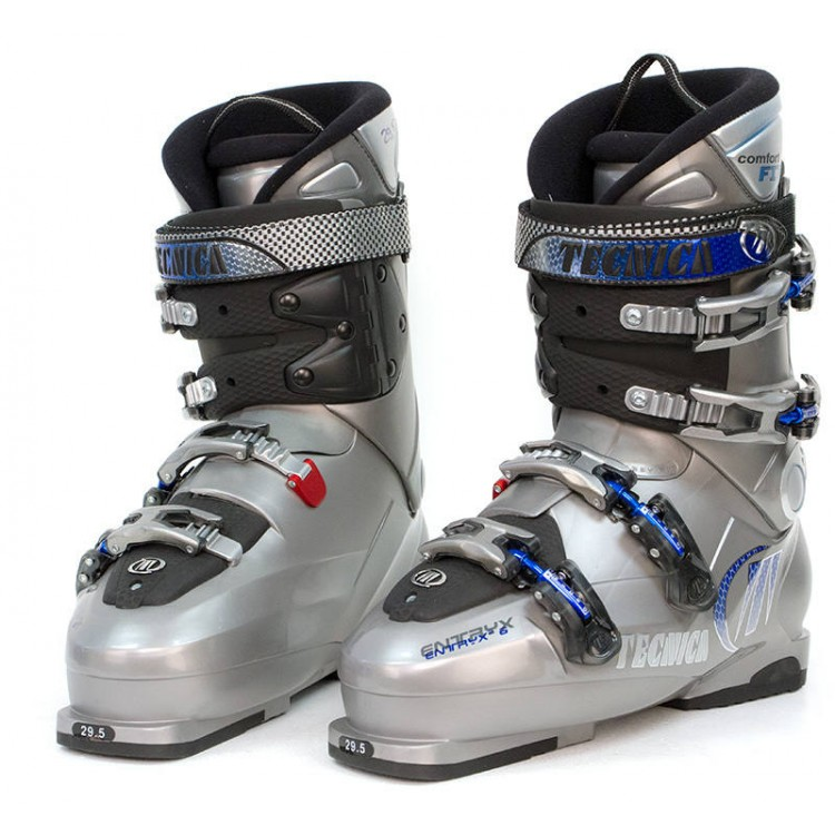 Tecnica Entryx 6 Size 29 5 Ski Boot Complete Outdoors Nz