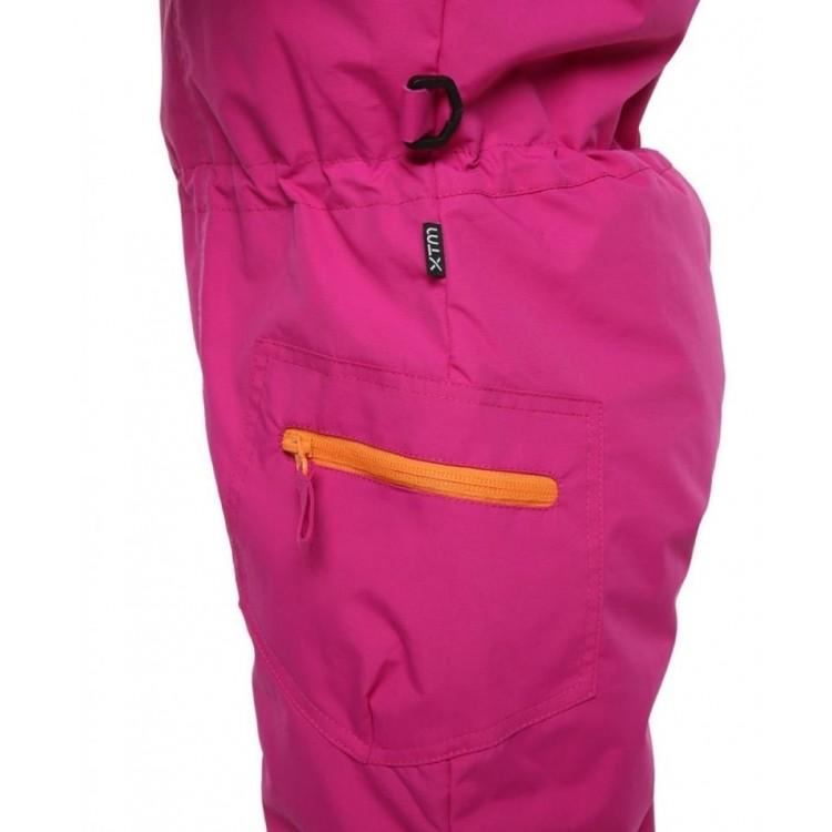 4f949d2eefec XTM Kori Kids Snow Suit - Berry Pink