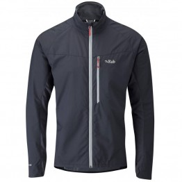RAB Vapour-Rise Flex Men's Jacket - Dark Grey