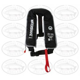 Watersnake PFD Inflatable Life Jacket 150 Adult (40kg+) - Black