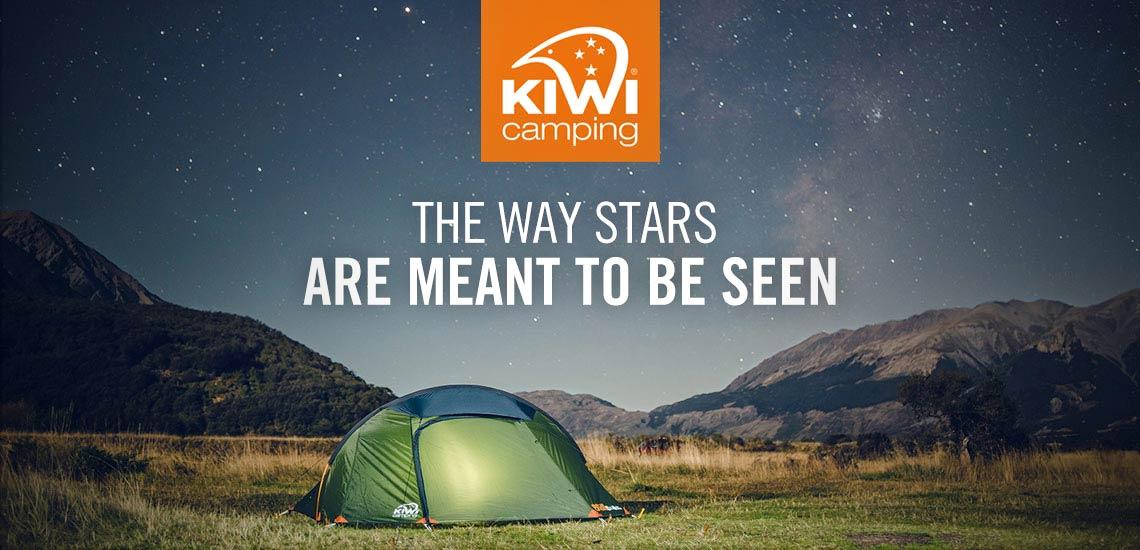 Kiwi-Camping